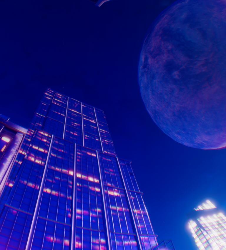 """CyberPolis"" w Planetarium EC1"