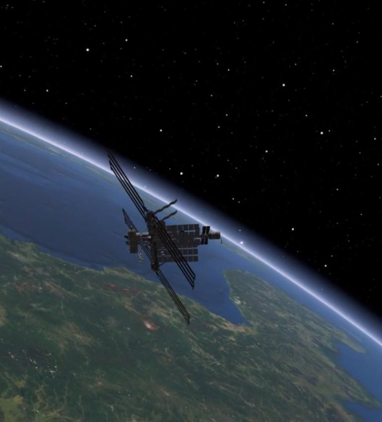 Zapis transmisji z Planetarium EC1