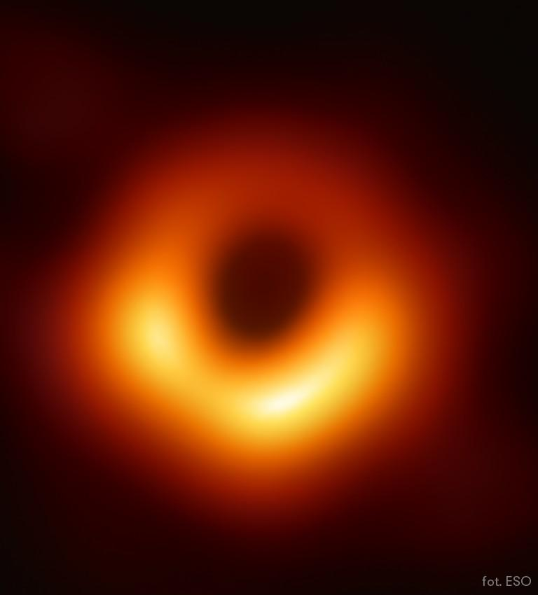 Nobel 2020 dla badaczy czarnych dziur