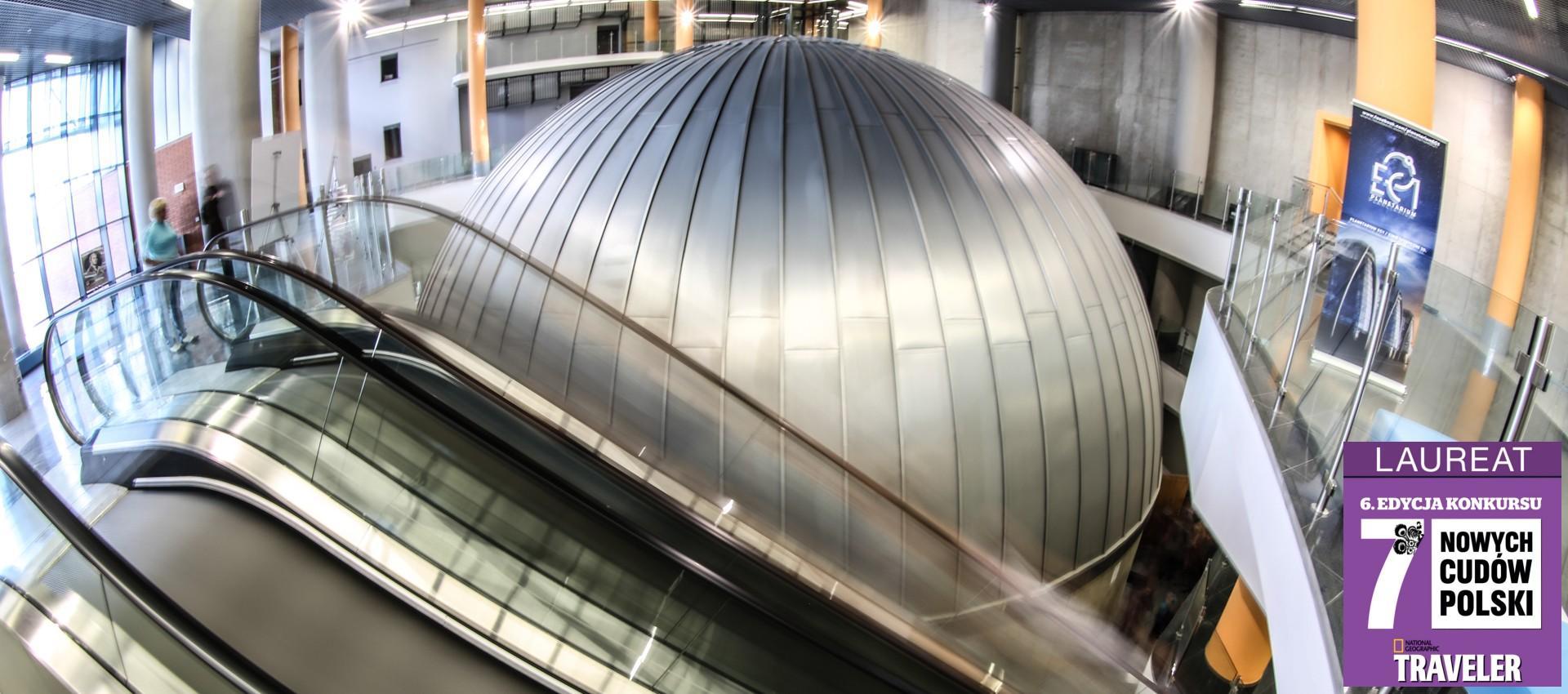 Planetarium EC1 ponownie otwarte!